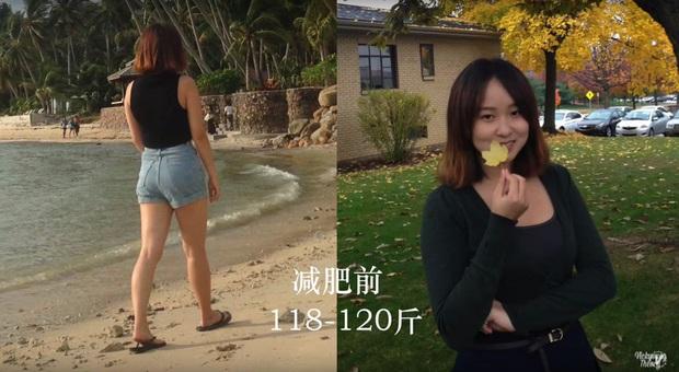 Nàng Vlogger xứ Trung chia sẻ thực đơn ăn tối cho cả tuần, giúp cô giảm gần 18kg khiến ai cũng phải trầm trồ - Ảnh 4.