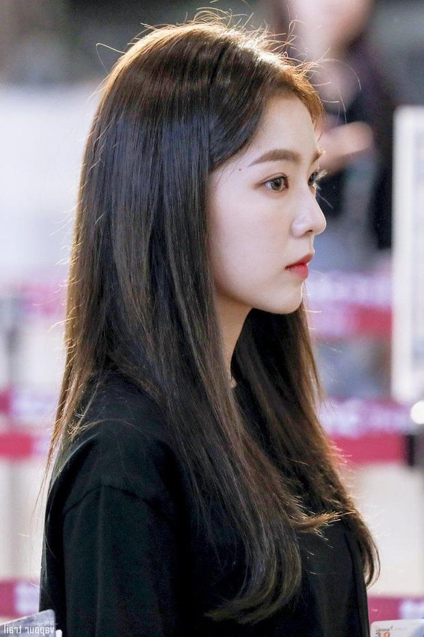 Loạt idol Kpop sở hữu góc nghiêng vô thực: Irene xứng danh nữ thần, V (BTS) và Cha Eun Woo khó phân cao thấp - Ảnh 3.