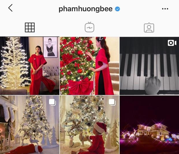 Sau loạt đồn đoán đời tư, Phạm Hương xoá sạch ảnh trên Instagram chỉ để lại 1 khoảnh khắc đặc biệt, chuyện gì đây? - Ảnh 4.
