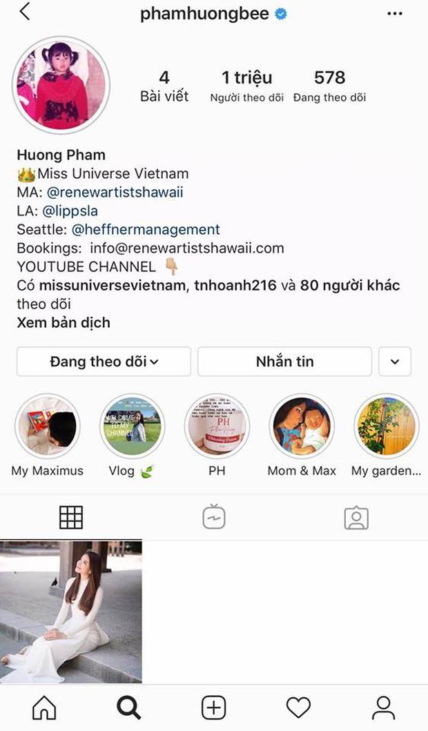 Sau loạt đồn đoán đời tư, Phạm Hương xoá sạch ảnh trên Instagram chỉ để lại 1 khoảnh khắc đặc biệt, chuyện gì đây? - Ảnh 2.