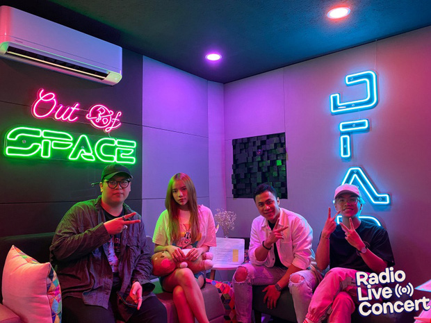 Màn đổi hit có 1-0-2 từ các hit-maker: LyLy lần đầu cover Để Mị Nói Cho Mà Nghe, DTAP khoe giọng cực chất với Anh Nhà Ở Đâu Thế - Ảnh 3.