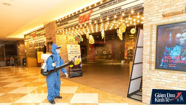 """Rạp phim đóng cửa, dự án phim đang quay phải hoãn, doanh nghiệp điện ảnh Việt """"sập nguồn"""" vì Covid-19, mong được giảm thuế, giãn nợ - Ảnh 2."""
