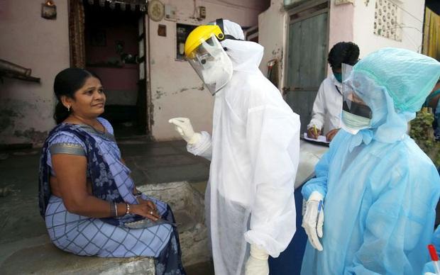 Hơn 70 y tá tại Mumbai, Ấn Độ mắc Covid-19 - Ảnh 1.