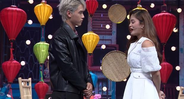 Tình yêu hoàn mỹ: Nàng mẫu ảnh mang cả mâm cơm lên sân khấu để tỏ tình với Võ Điền Gia Huy - Ảnh 6.