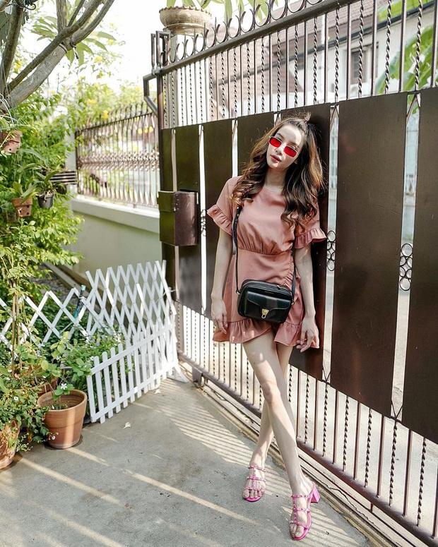 Nhan sắc và style của mỹ nhân Thái bóc phốt Huyền Baby: Dù cùng tuổi mà đẹp thần sầu, lấn át cả hot mom Việt - Ảnh 9.
