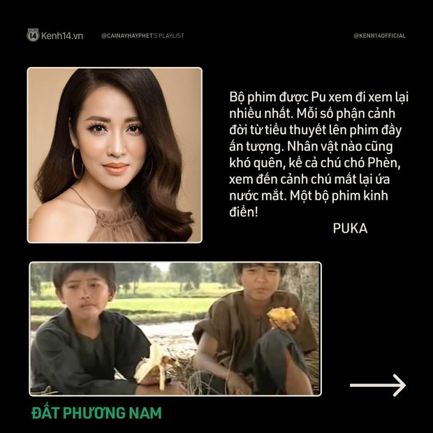 Sao Việt ngược về quá khứ với phim truyền hình: Puka thích mê Đất Phương Nam, Băng Di review tận 2 bộ phim! - Ảnh 6.