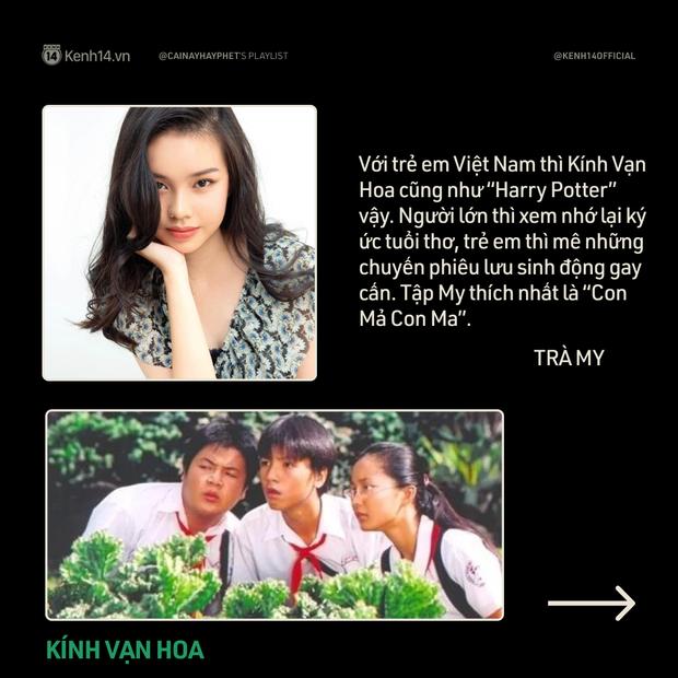 Sao Việt ngược về quá khứ với phim truyền hình: Puka thích mê Đất Phương Nam, Băng Di review tận 2 bộ phim! - Ảnh 9.