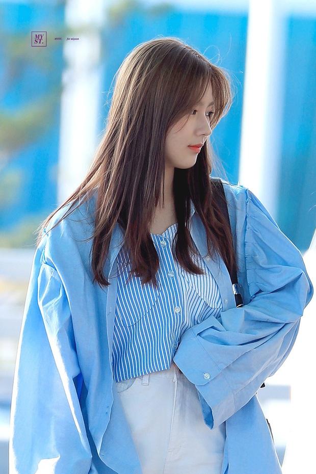 Thành viên hụt của BLACKPINK - Miyeon sở hữu chiếc mũi cao vút như cầu tuột khiến netizen ghen tỵ - Ảnh 7.