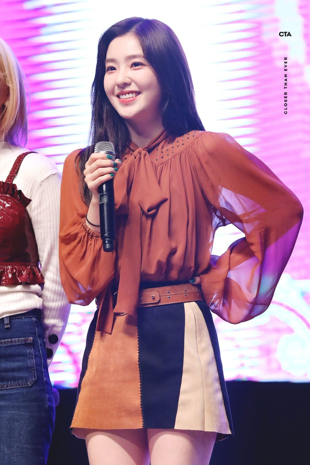 Thành viên hụt của BLACKPINK - Miyeon sở hữu chiếc mũi cao vút như cầu tuột khiến netizen ghen tỵ - Ảnh 9.