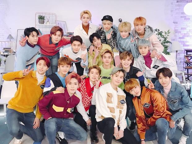 Xôn xao 30 boygroup Kpop hot nhất hiện nay: Nhân tố khủng giờ mới vươn lên hạng 2, chỉ sau BTS và vượt qua cả EXO - Ảnh 5.