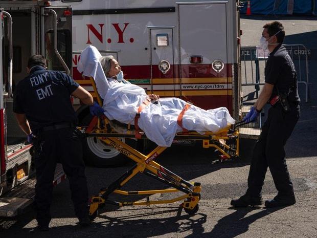 Bi kịch dân nhập cư ở New York giữa mùa COVID-19 và lời cầu bình yên cho nước Mỹ  - Ảnh 2.