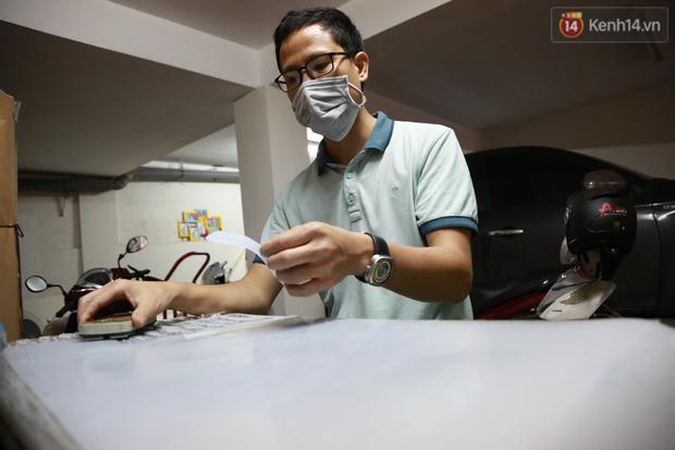 Người Hà Nội chế tạo đai đeo khẩu trang giảm đau tặng các y bác sĩ tuyến đầu chống dịch: Nếu đạt chất lượng thì chúng tôi sẽ làm ra nhiều hơn nữa - Ảnh 8.