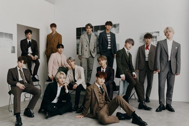 Xôn xao 30 boygroup Kpop hot nhất hiện nay: Nhân tố khủng giờ mới vươn lên hạng 2, chỉ sau BTS và vượt qua cả EXO - Ảnh 3.