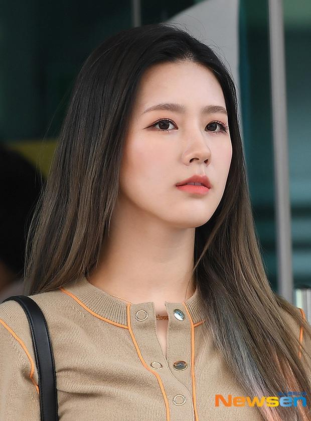 Park Seo Joon, T-ara và dàn sao Hàn đi bầu cử mùa dịch: Khẩu trang, găng tay đầy đủ, thành viên BLACKPINK hụt chiếm spotlight - Ảnh 6.