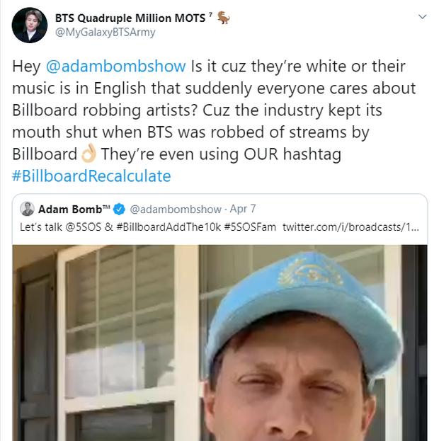 Cùng bị Billboard chơi xấu, cách truyền thông Mỹ đối xử khác biệt với BTS và nhóm nhạc Úc 5SOS mới gây phẫn nộ - Ảnh 8.