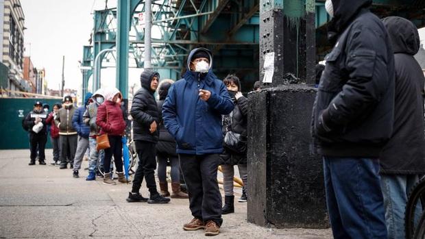Bi kịch dân nhập cư ở New York giữa mùa COVID-19 và lời cầu bình yên cho nước Mỹ  - Ảnh 6.