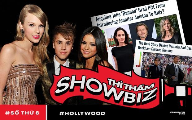 Thì thầm Hollywood: Vợ chồng Beckham ly hôn vì tiểu tam, Selena cà khịa chuyện Justin cầu hôn và loạt tin đồn rúng động - Ảnh 2.