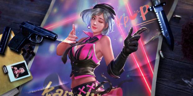 Free Fire: Những điều cần biết về Kapella, nhân vật nữ mang đậm phong cách Lisa của nhóm BLACKPINK! - Ảnh 2.