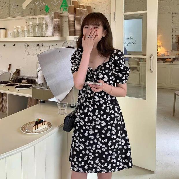 Hết chị đẹp Son Ye Jin rồi cả Rosé đều mê mệt mẫu váy hoa nhỏ xíu xiu này, còn các nàng chờ gì mà không sắm ngay! - Ảnh 18.
