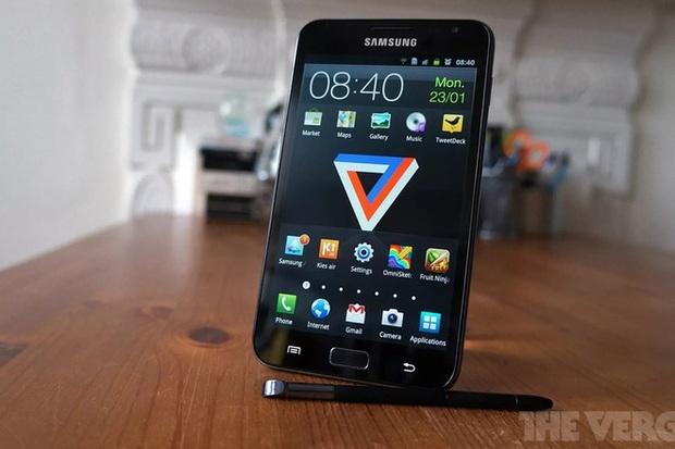 Nhìn lại chiếc Galaxy Note đầu tiên: bị chế giễu và dự đoán sẽ thất bại nhưng cuối cùng lại đi vào lịch sử một cách vẻ vang - Ảnh 3.