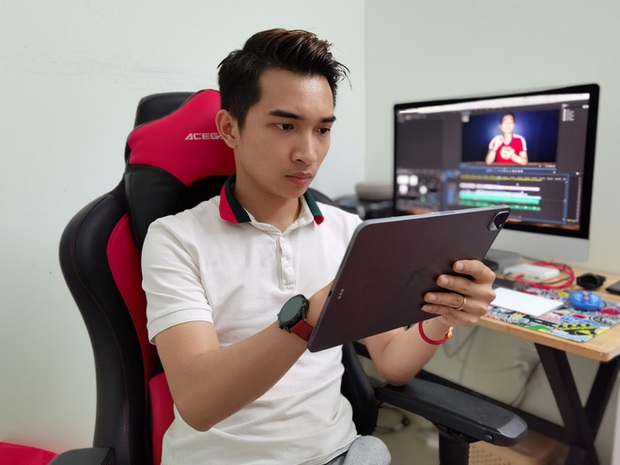 YouTuber công nghệ giữa mùa Covid-19: Giảm view, thu nhập sụt 50% nhưng vẫn sẵn sàng come back ngay sau dịch - Ảnh 4.