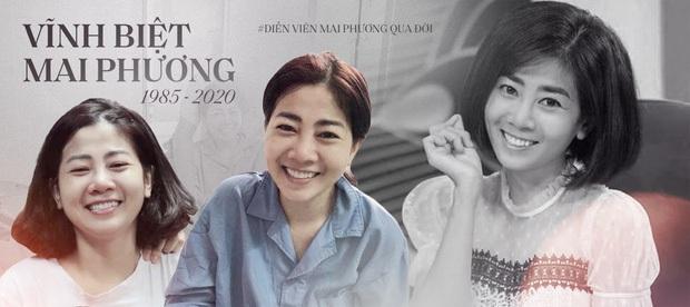 Nhói lòng khi nghe lại ca khúc được Phùng Ngọc Huy thay lời cố diễn viên Mai Phương dành tặng con gái Lavie - Ảnh 6.