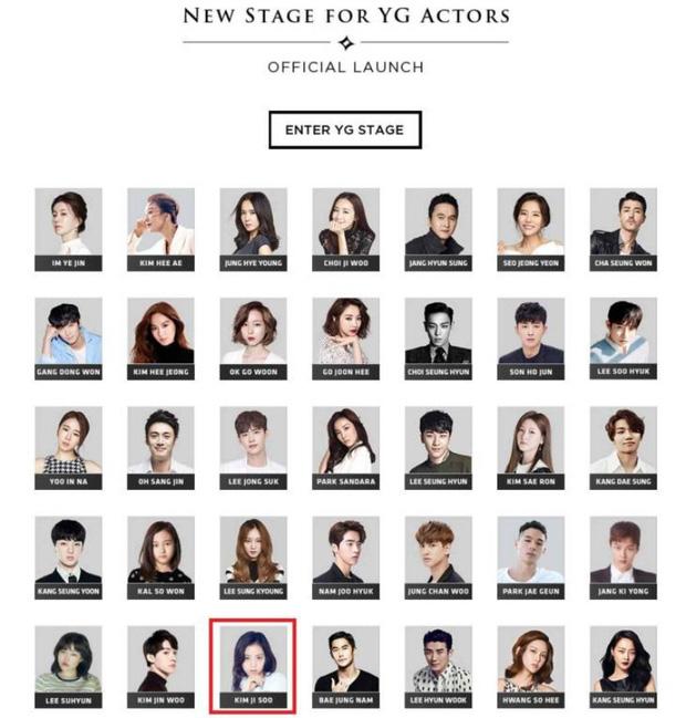 Jisoo (BLACKPINK) bỗng dưng bị xóa tên khỏi trang web YG Stage, fan nháo nhào lại chuyện gì nữa đây? - Ảnh 1.