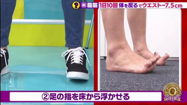 Đài MBS Nhật Bản chia sẻ động tác tập bụng hiệu quả hơn Sit Up giúp giảm tới 5,6cm vòng eo chỉ sau 2 tuần - Ảnh 11.