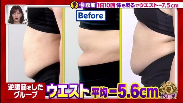 Đài MBS Nhật Bản chia sẻ động tác tập bụng hiệu quả hơn Sit Up giúp giảm tới 5,6cm vòng eo chỉ sau 2 tuần - Ảnh 5.
