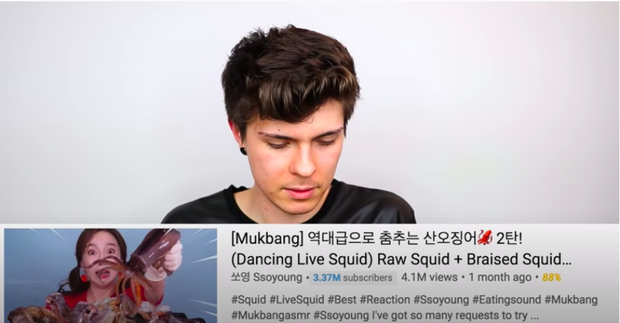 """""""Thánh ăn Hàn Quốc"""" Ssoyoung khiến nhiều YouTuber nổi tiếng phẫn nộ vì hành hạ động vật sống, có người còn yêu cầu cô xoá luôn kênh 3,45tr subscribes - Ảnh 12."""