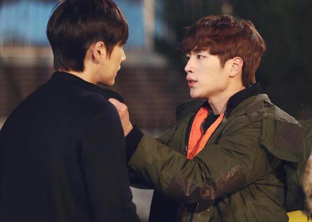 """9 """"đa giác tình yêu"""" phim Hàn làm fan mệt tim: Tầng Lớp Itaewon gây tranh cãi, Reply 1988 không ai dám xem tập cuối - Ảnh 19."""