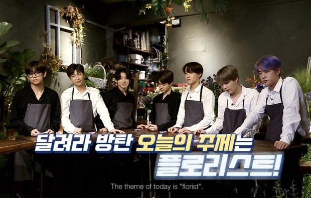 Chủ tiệm hoa mắc lỗi thông tin trong quá trình quay show với BTS, cách các thành viên phản ứng sau đó hé lộ nhân cách thật ngoài đời - Ảnh 2.