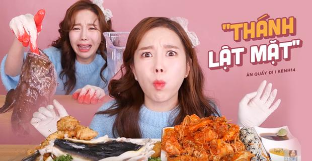 """""""Thánh ăn Hàn Quốc"""" Ssoyoung khiến nhiều YouTuber nổi tiếng phẫn nộ vì hành hạ động vật sống, có người còn yêu cầu cô xoá luôn kênh 3,45tr subscribes - Ảnh 1."""