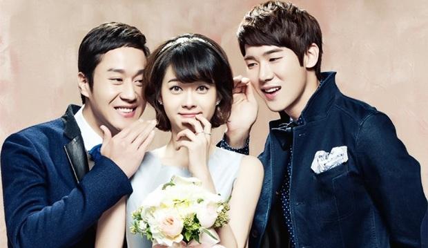 """9 """"đa giác tình yêu"""" phim Hàn làm fan mệt tim: Tầng Lớp Itaewon gây tranh cãi, Reply 1988 không ai dám xem tập cuối - Ảnh 4."""