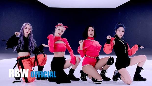 30 girlgroup Kpop hot nhất hiện nay: Nữ vương tháng trước tuột hạng, Red Velvet và BLACKPINK tranh top gay gắt - Ảnh 10.