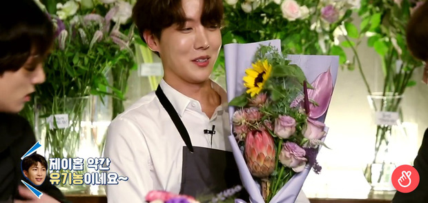 Chủ tiệm hoa mắc lỗi thông tin trong quá trình quay show với BTS, cách các thành viên phản ứng sau đó hé lộ nhân cách thật ngoài đời - Ảnh 13.