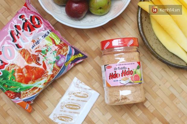Review muối chấm Hảo Hảo siêu hot ngay trước ngày lên kệ: Vị không hề giống muối trong gói mì tôm, nhưng hương vị ấn tượng mới đáng chú ý hơn cả - Ảnh 2.