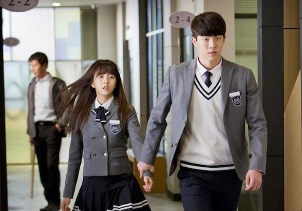 """9 """"đa giác tình yêu"""" phim Hàn làm fan mệt tim: Tầng Lớp Itaewon gây tranh cãi, Reply 1988 không ai dám xem tập cuối - Ảnh 9."""