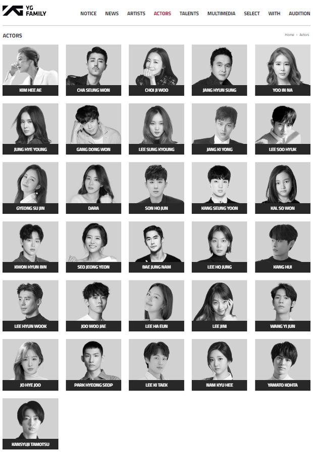 Jisoo bị xóa tên khỏi website quản lý diễn viên của YG, Rosé thì bị ém solo, hoạt động cá nhân của BLACKPINK thế là toang hẳn? - Ảnh 2.