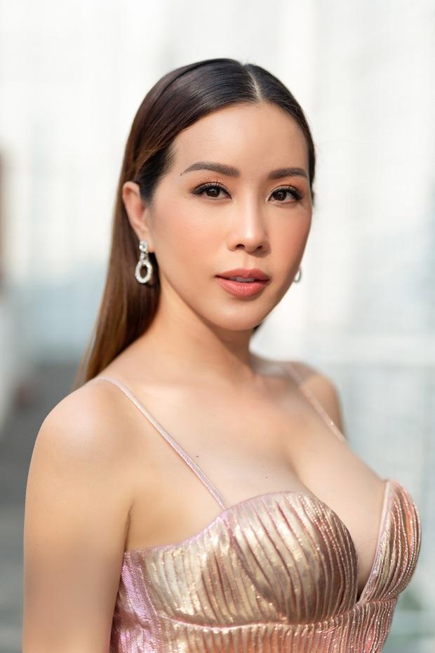Hoa hậu Vbiz xù lông đáp trả vì bị nói xấu: Thu Hoài thâm thuý, Phạm Hương - Tiểu Vy tưởng hiền mà đanh chẳng vừa - Ảnh 4.