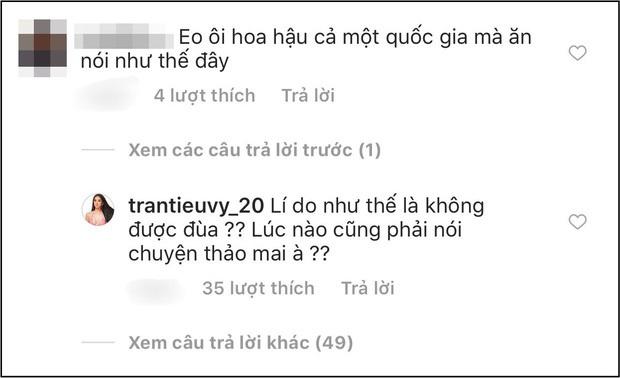 Hoa hậu Vbiz xù lông đáp trả vì bị nói xấu: Thu Hoài thâm thuý, Phạm Hương - Tiểu Vy tưởng hiền mà đanh chẳng vừa - Ảnh 13.
