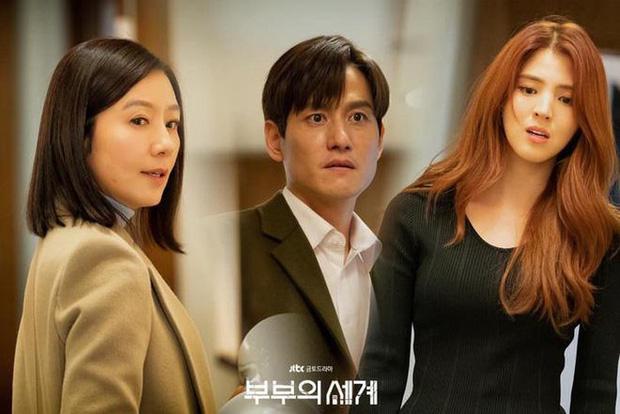 Lí giải 5 sức hút của Thế Giới Hôn Nhân - drama giật chồng 19+ hot nhất hiện nay: Toàn nhân vật hay ho, không vô lí như Tầng Lớp Itaewon! - Ảnh 12.