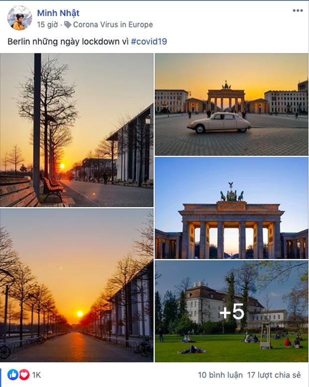 """Cảnh tượng khác nhau """"một trời một vực"""" tại nhiều điểm đến nổi tiếng Berlin giữa mùa dịch: Nơi nhộn nhịp người, chỗ lại vắng lạ thường - Ảnh 1."""