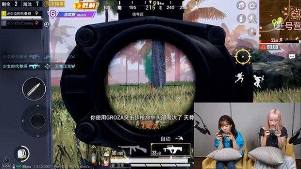 Ngoài hát hay và nhảy đẹp, các nữ idol Kpop này còn cho game thủ nam ăn hành thay cơm trong PUBG - Ảnh 3.