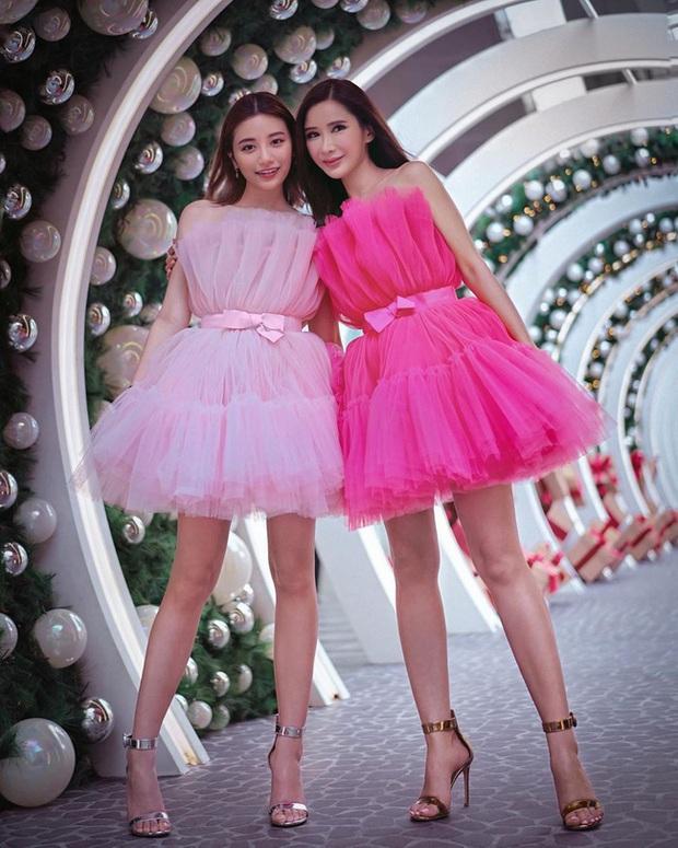 Lộ body khẳng khiu, Hương Giang kém đẹp hơn vợ 2 Minh Nhựa và bà hoàng Hermes khi cùng diện váy công chúa - Ảnh 4.
