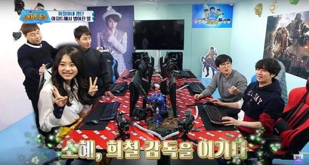 Ngoài hát hay và nhảy đẹp, các nữ idol Kpop này còn cho game thủ nam ăn hành thay cơm trong PUBG - Ảnh 6.