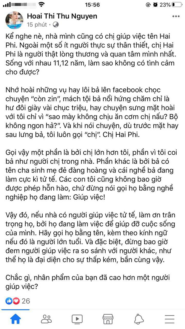Hoa hậu Vbiz xù lông đáp trả vì bị nói xấu: Thu Hoài thâm thuý, Phạm Hương - Tiểu Vy tưởng hiền mà đanh chẳng vừa - Ảnh 3.