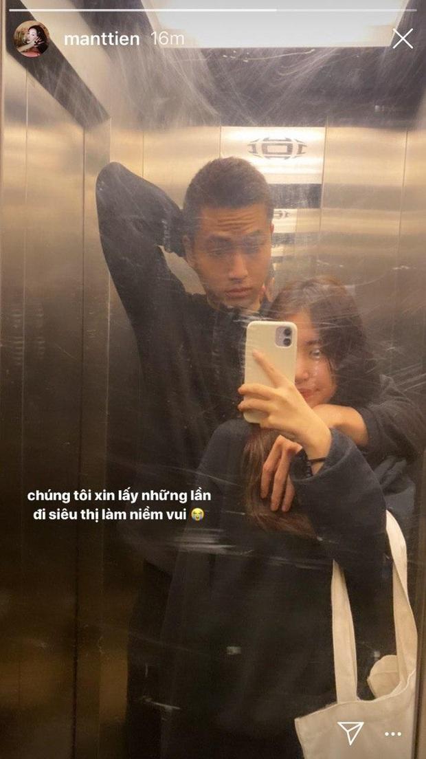 Một cặp đôi mới toanh vừa công khai: Hot girl triệu follow và hot boy bóng rổ, ngôn tình là đây ư? - Ảnh 4.