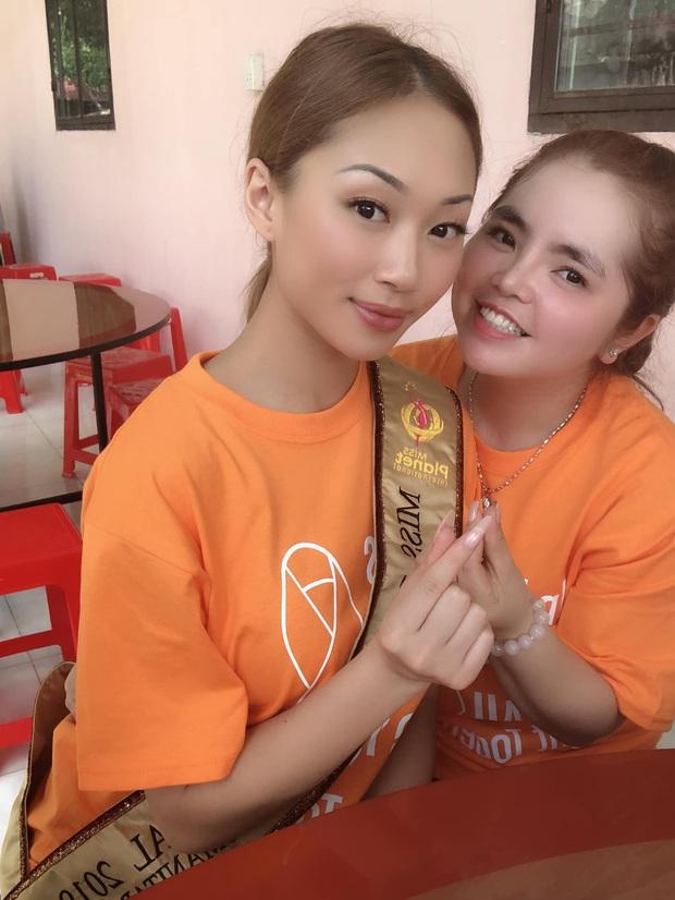 Đám tang Hoa hậu Việt Nam Toàn cầu qua đời vì đột quỵ ở tuổi 22: miễn thăm viếng, phúng điếu và vòng hoa - Ảnh 4.