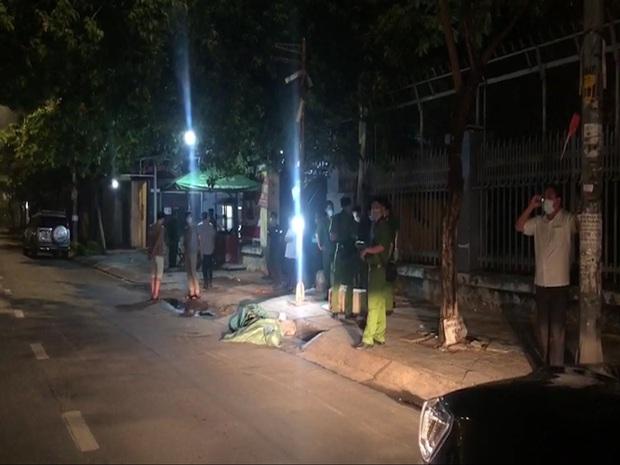 Phát hiện thi thể người nam trong bao tải ở Sài Gòn - Ảnh 1.
